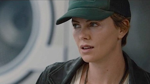 "Charlize Theron in ""Dark Places"""