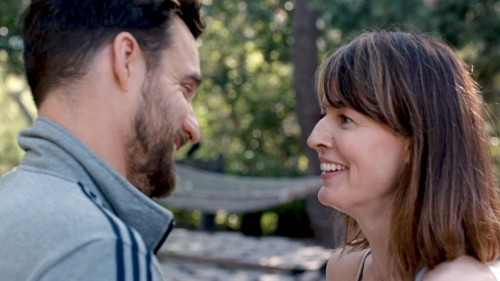 Jake Johnson, Rosemarie DeWitt