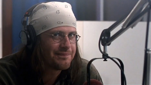 Jason Segal as author David Foster Wallace