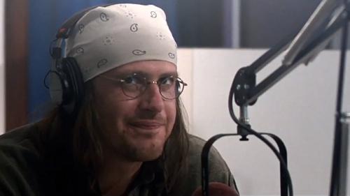 Jason Segal as author David Foster Wallace