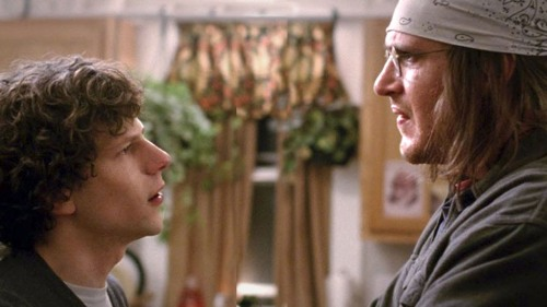 Jesse Eisenberg, David Foster Wallace
