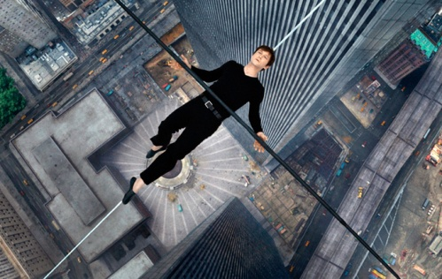 Joseph Gordon Levitt as Philippe Petit