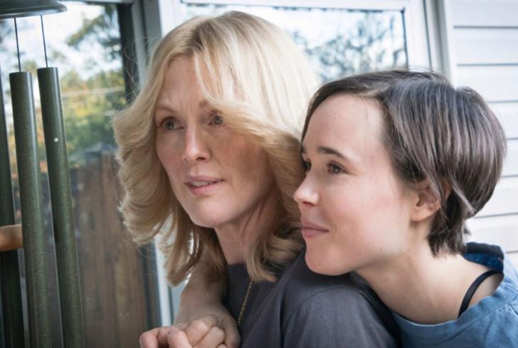Julianne Moore, Ellen Page