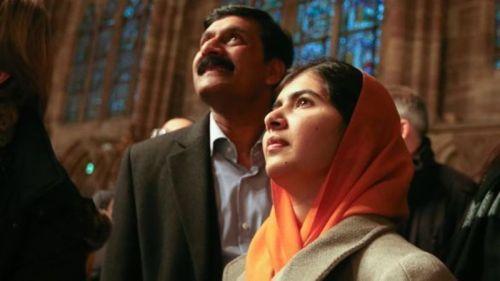 88 and Malala **