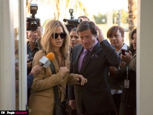 Sandra Bullock and Joaquim Alameda