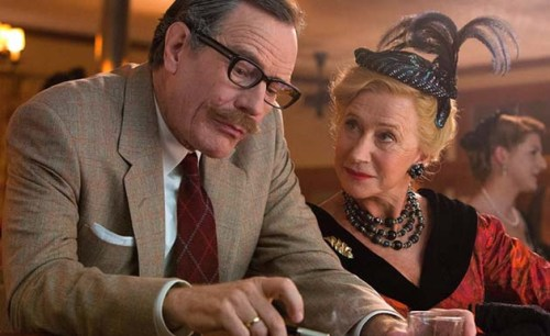 Bryan Cranston; Helen Mirren as Hedda Hopper