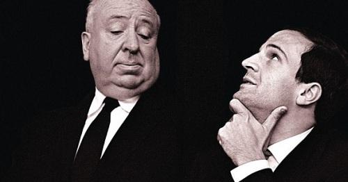 Alfred Hitchcock, Francois Truffaut