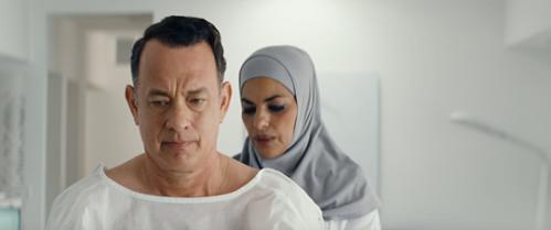 Tom Hanks, Sarita Chodury