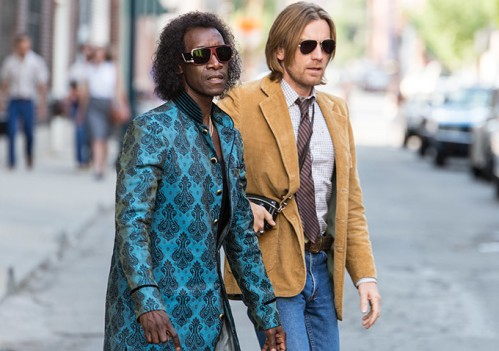 Don Cheadle, Ewan McGregor