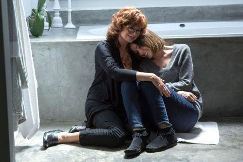 Susan Sarandon, Rose Byrne