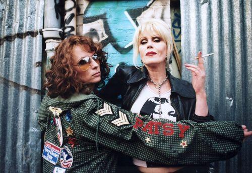 Edwina and Patsy