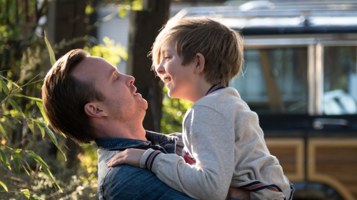 Aaron Paul, Aiden Longworth