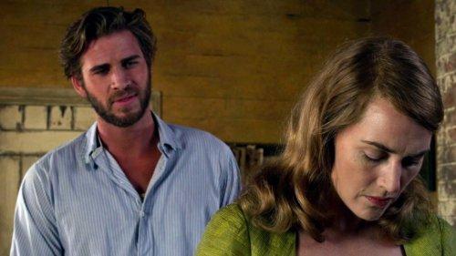 Liam Hemsworth, Kate Winslet