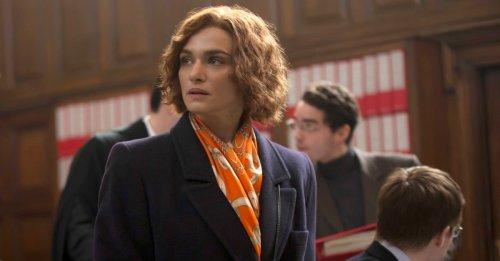 Rachel Weisz as historian Deborah Lipstadt