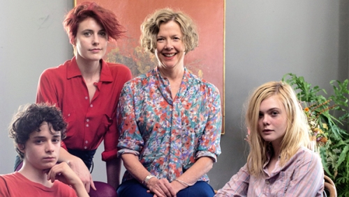 Greta Gerwig, Annette Bening, Elle Fanning