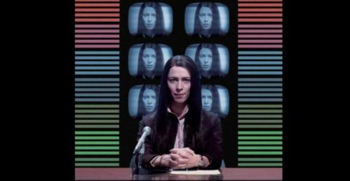 Rebecca Hall as reporter Christine Chubbuck