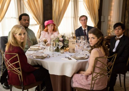 The outcasts of Table 19 The outcasts of Table 19 (left to right):