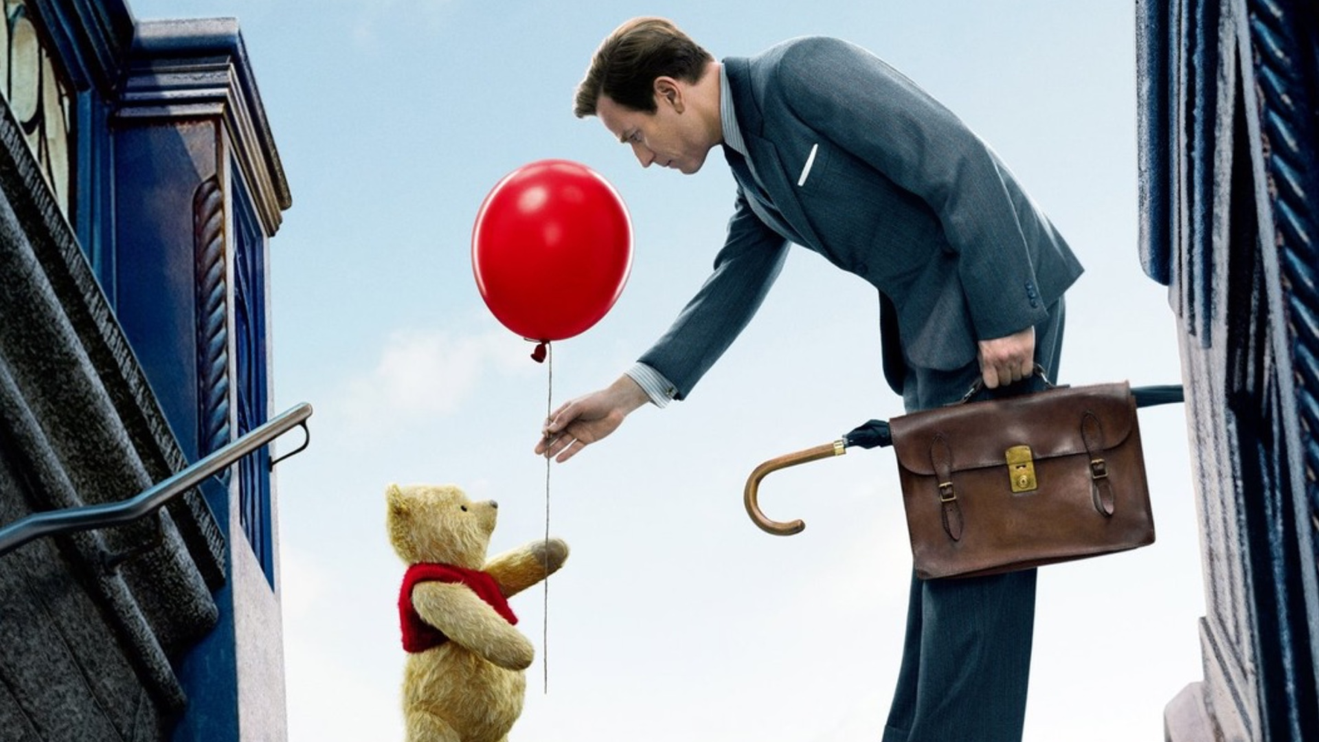 """Criticism Is Not In The Play Book When You Re Too: """"CHRISTOPHER ROBIN"""": Movie Of Little Brain"""