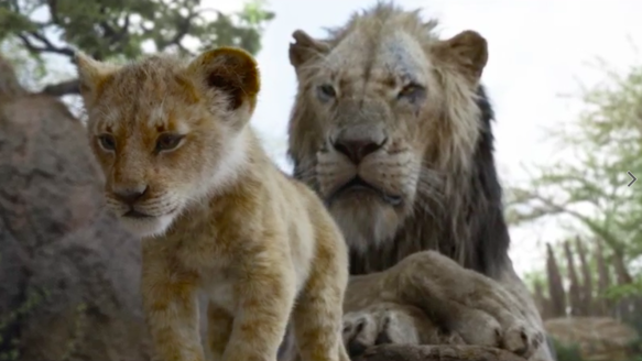 The Lion King Its Alive Butlers Cinema Scene